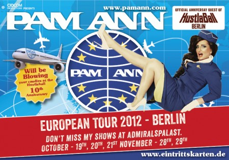 Pam Ann World-Tour