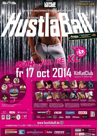12. HustlaBall Berlin 2014