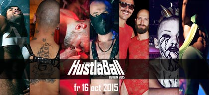 HustlaBall Berlin 2015 – Online Ticket Sale