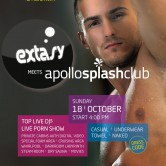 EXTASY meets Apollo-Splash-Club