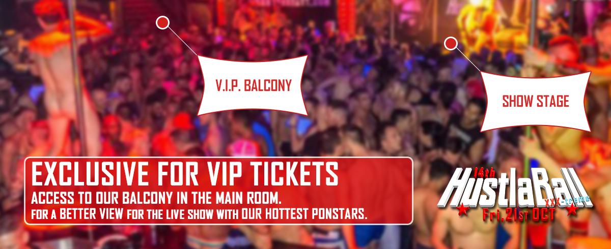 VIP Ticket Extra 2016