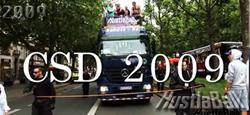 HustlaBall Berlin Truck on Gay-Pride 2009