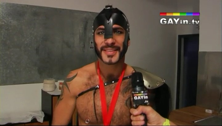 HustlaBall Berlin 2011 on GAYin TV