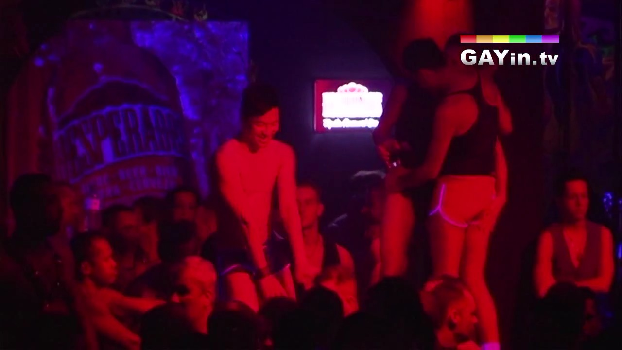 Hustlaball Berlin 2012 on GAYin TV