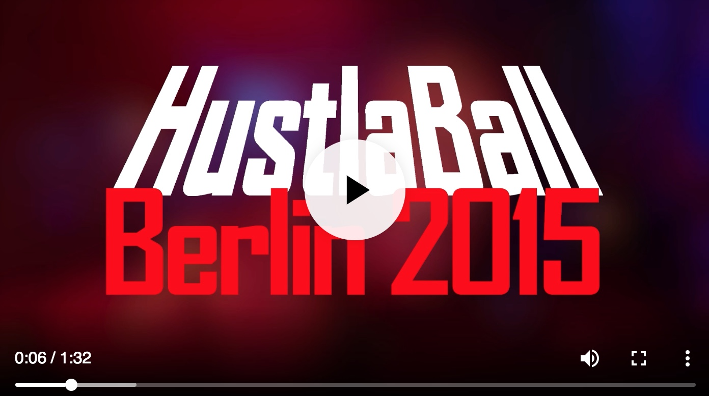 Hustlaball Berlin Trailer 2015